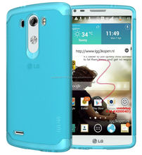 TUDIA Ultra Slim LITE Series TPU Protective Case for LG G3 (Black)