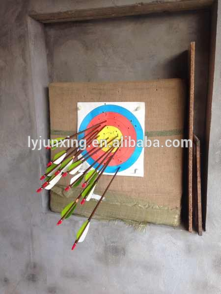 straw target shooting target for hunting archery and compound bow china wholesale