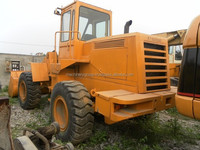 Japanese Wheel Loader Kawasaki KLD70,Used Kawasaki Wheel Loader KLD70