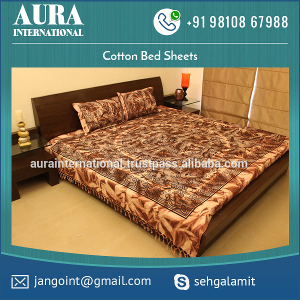 Cotton Decorative Printed Fancy Bedding Sets at Best Price