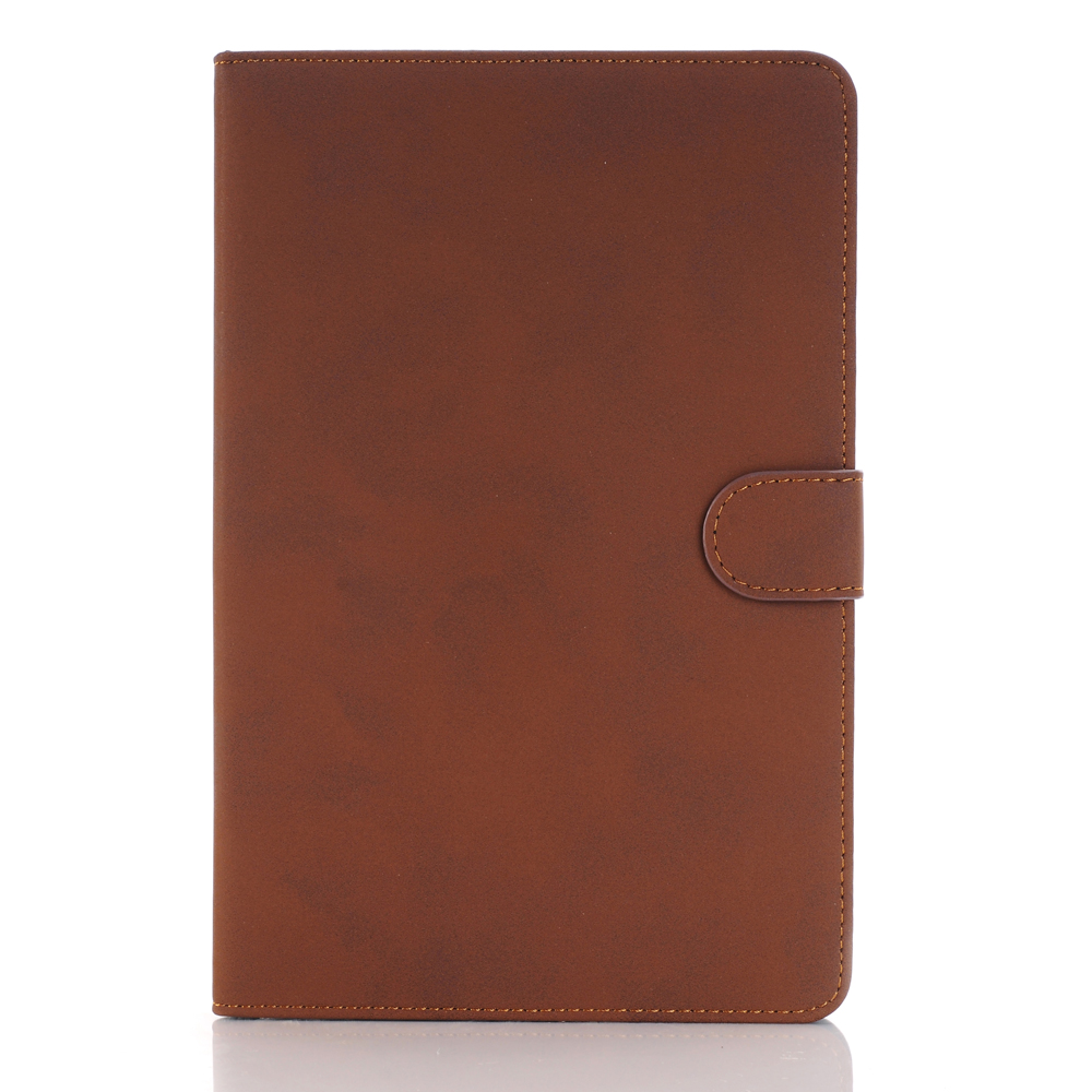 IMPRUE crazy horse pattern stand leather case for apple ipad pro
