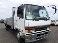 Buy 1989 MITSUBISHI FUSO FIGHTER / FK517K / 4TON WIDELONG FLATBED ...