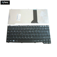 100% Original notebook keyboard for Fujitsu Amilo li3710 series laptop US UK RU SP PO IT BR FR GR AR TR layout