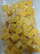 100% High Quality Frozen Mango Diced Cut From Thailand
