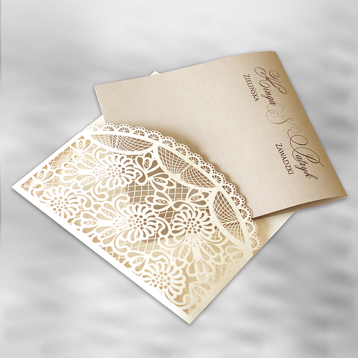 Wedding cards F1207