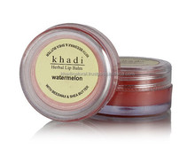 Khadi Natural Herbal Watermelon Lip Balm