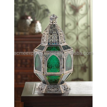 Beautiful Metal Candle Lantern