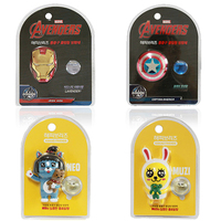 Clip Type Car Air Freshener / Kakao Friends / Characters