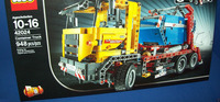 Wholesale - Original Set #42024 Container Truck