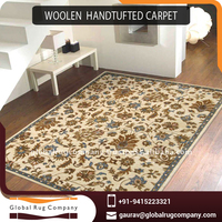 Great Variety of Classy Hand Tufted Carpet for Mass Purchase by Indian Manufacturer