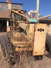 Hot sale komatsu used wheel grader gd 650 used road grader for sale