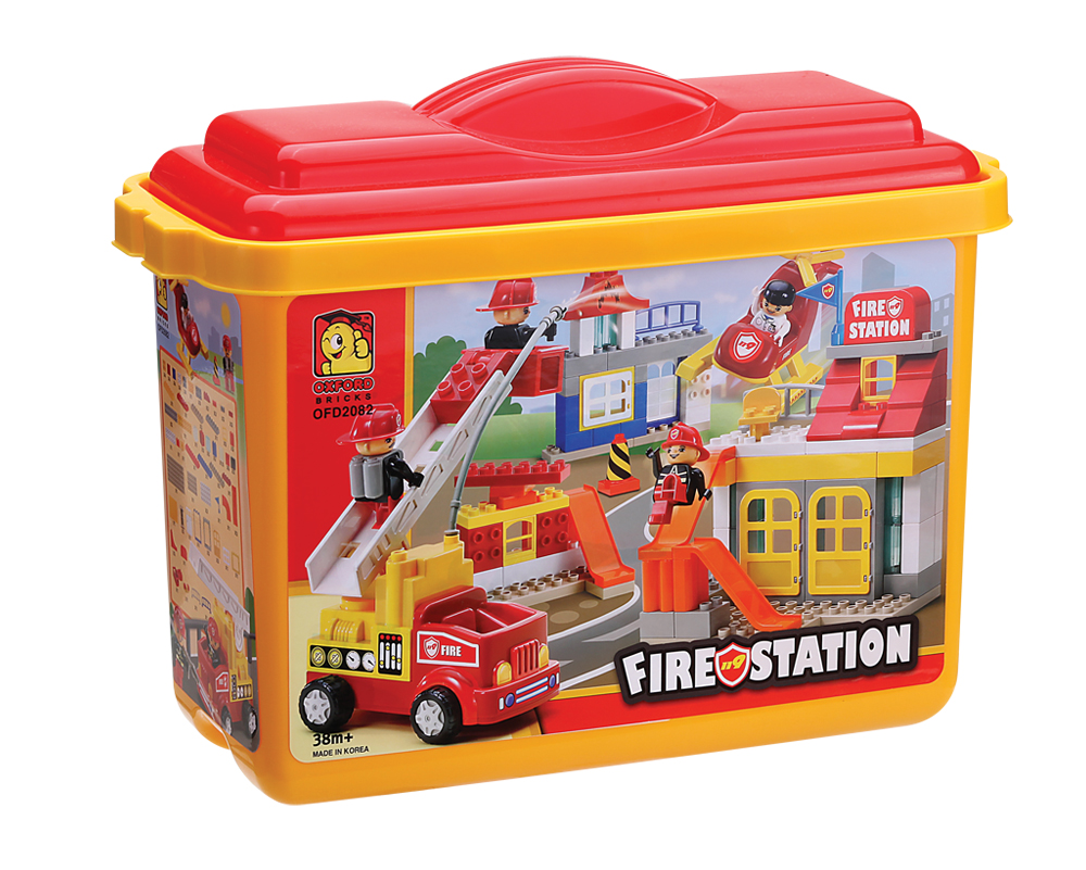 Oxford baby and children's toy block