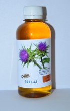 Milk Thistle seed oil from Ukraine (Silybum marianum)