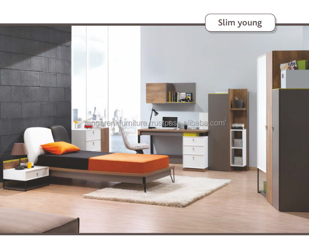 Award-winning bedrooms team Slim Young