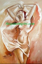 nude women oil painting,painting by numbers nude girl art picture , GX6351
