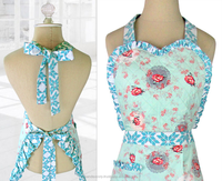 fabric printed aprons