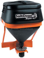 Salt Spreader TGS01B, 8 Cubic Foot Pickup Salt Spreader