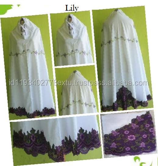 Women Praying dress | Telekung | cheap wholesale Indonesia