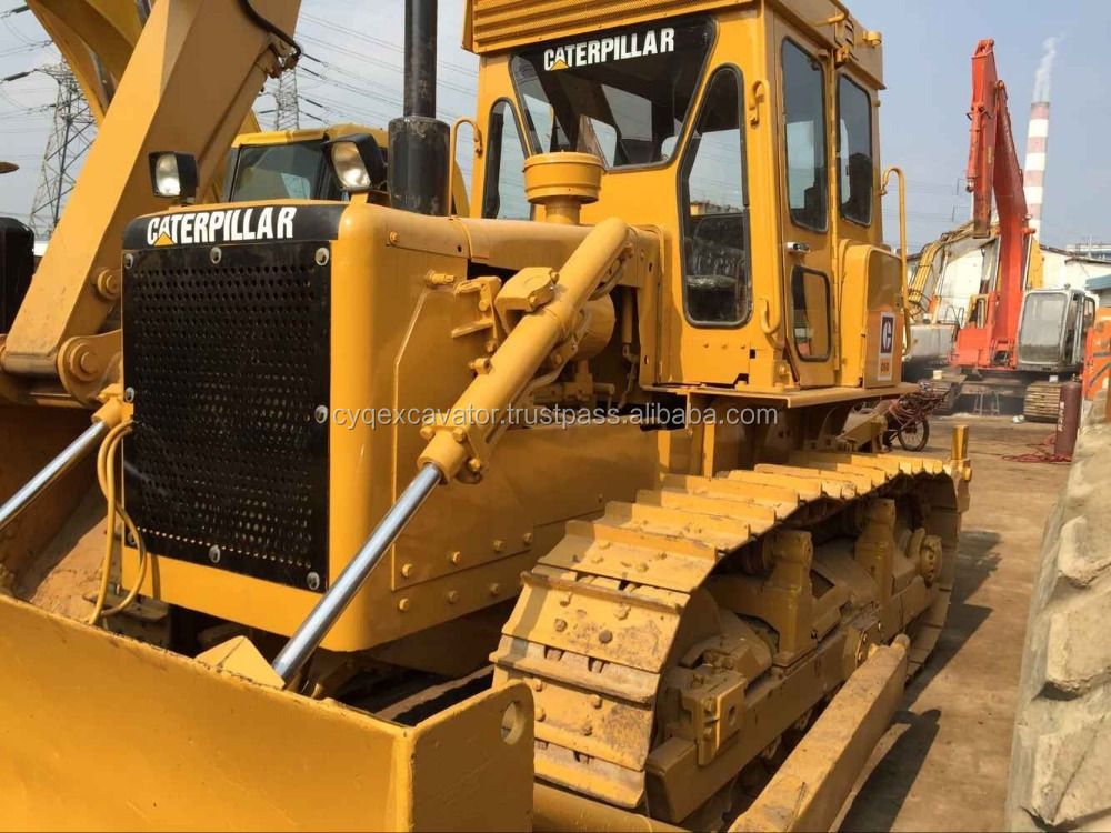 Used Original caterpillar bulldozer CAT D6D dozer for Sale(whatsapp:0086-15800802908)