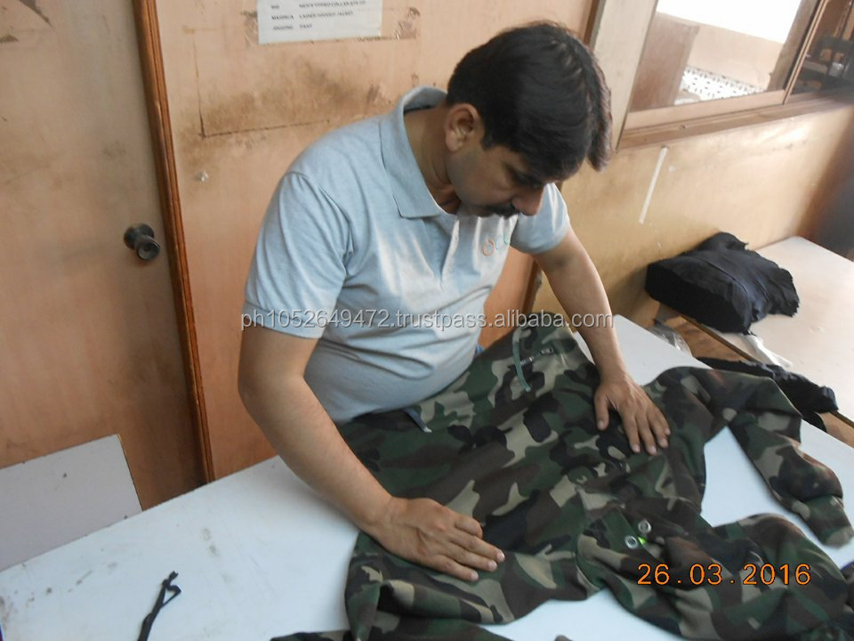 Garments / Clothing Pre-Shipment Inspection in Pakistan