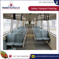 Safety Transport Flooring Mainly Used As Transport Flooring, Trains And Vehicles
