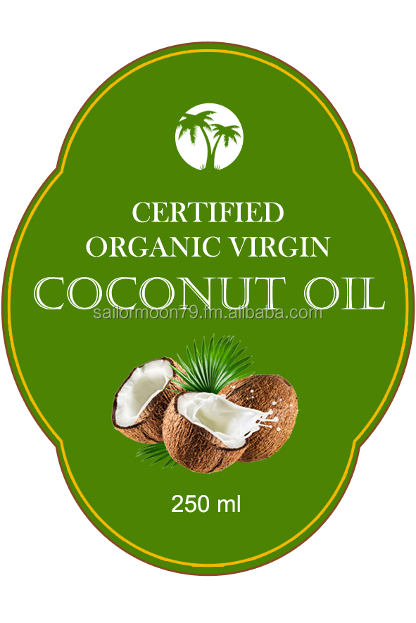 Certified Organic Premium Virgin Coconut Oil