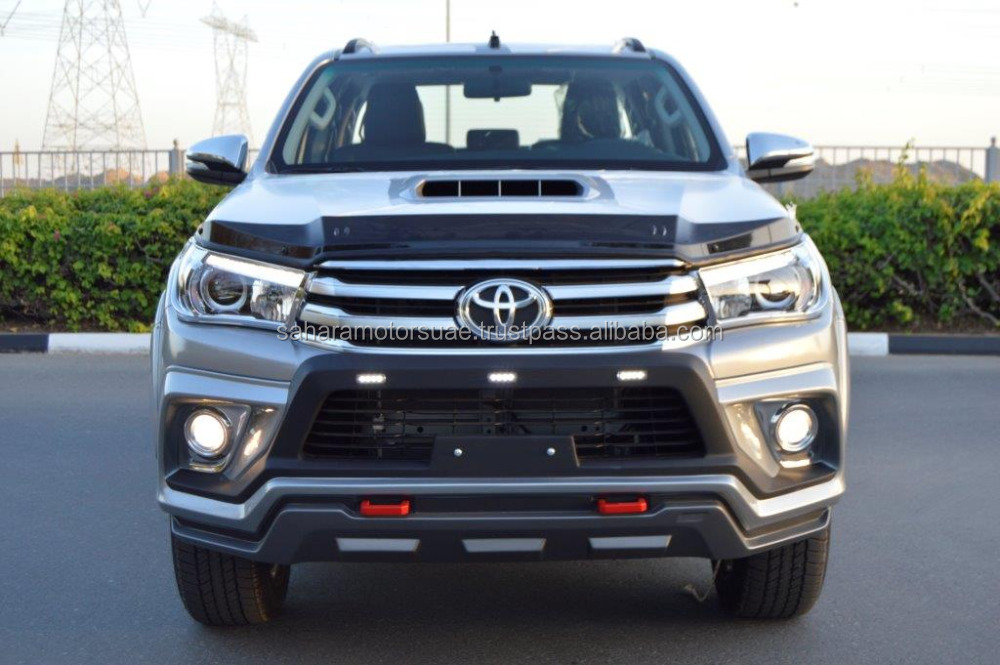 2017 Model new cheap carsToyota Hilux Revo Double Cab Pickup Diesel for Sale