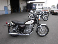 Best price and High quality used motorcycle SR400 with Good condition made in Japan