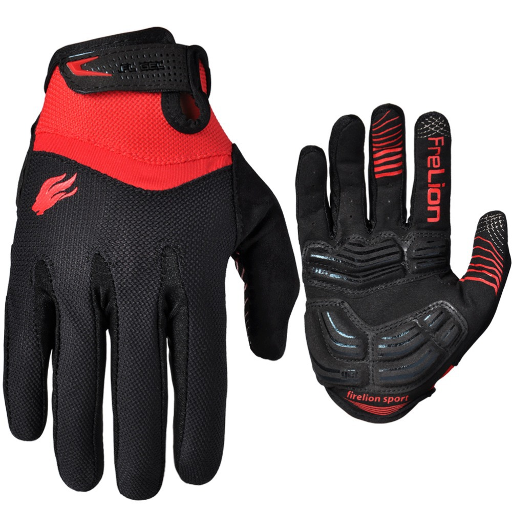 New fashion super Sportwear Gloves for Bike Riding/Cycling Full Finger Gloves