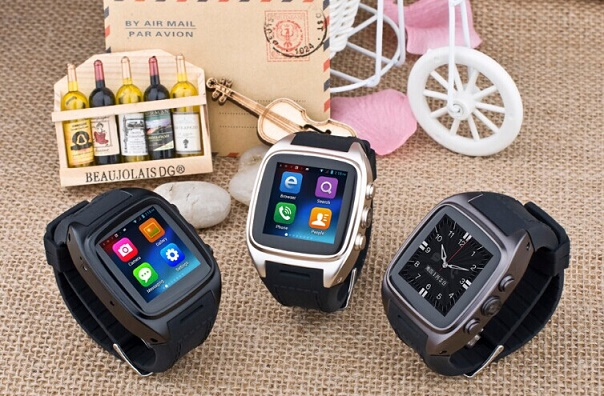 Android and IOS 3G SIM Card Smart Mobile Phone Watch with bluetooth/pedometer/camera/sleep monitoring/push sync sms messages