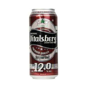 Vitalsberg Beer 12% vol.alc.