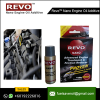Hot Sale! on Non Toxic and Bio Degradable Revo Nano Friction Reducer and Engine Treatment