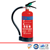 International Standard EN3 High Performance Fire Extinguisher 3 kg Dry Chemical Powder with 90% Monoammonium phosphate