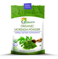 Organic Oleifera Leaf Powder Retail (100 gm)
