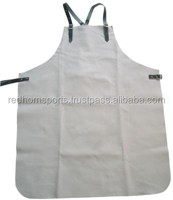 Split Leather Welding Aprons, Heavy Duty Aprons butcher apron