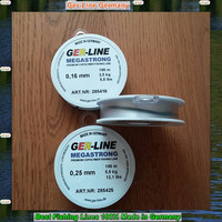 100M clear 0.08-0.18mm nylon monofilament fishing line 100% made in Germany best quality Different Types Available