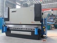 Malaysia/ CNC 6 Axes Press Brake/ Hydraulic Iron Plate Bending Machine/ Metal Folding Machine