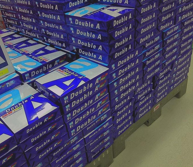 80GSM Double A A4 Size Copy Paper from Germany