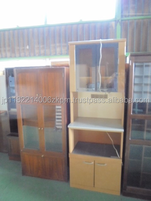 Varieties of good state Japanese used office containers for sale