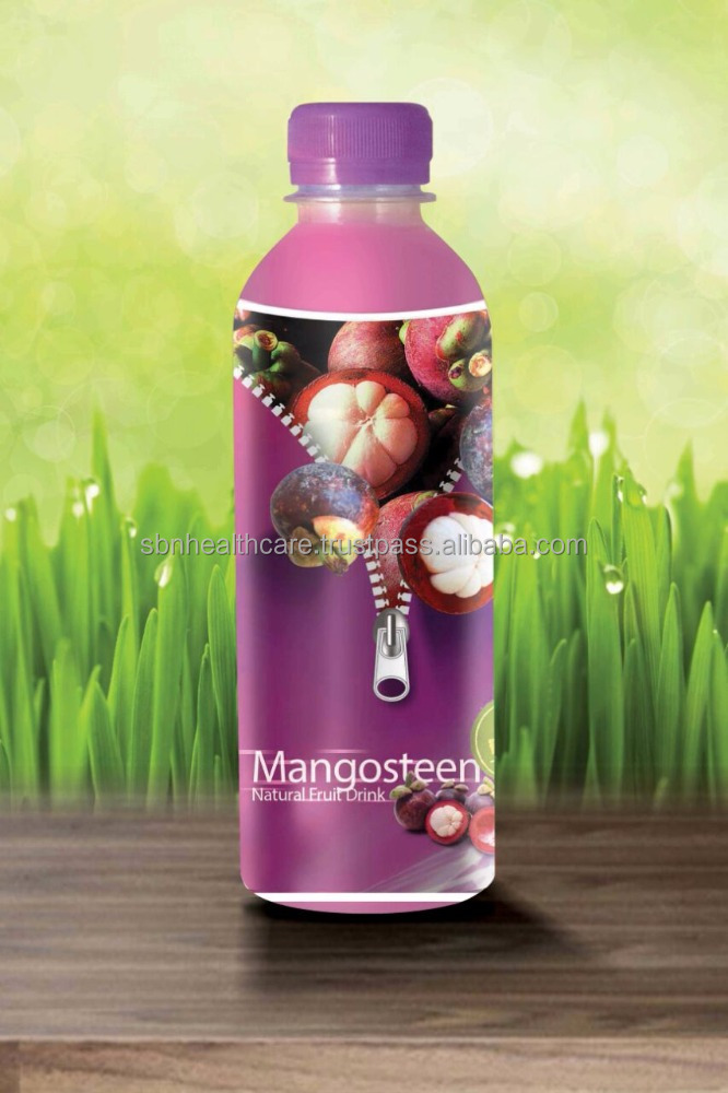 Fruit Juice / Mangosteen Extract Fruit Juice / 100% Natural Mangosteen Extract Fruit Juice from Malaysia ( OEM )