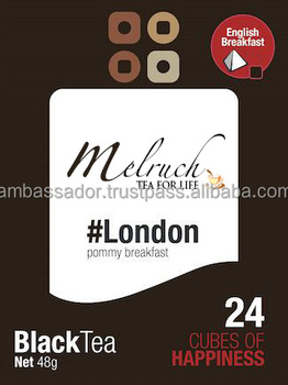 London Black Organic Tea