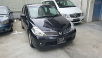 2005 Nissan Latio 1.5L T Half Leather Seats