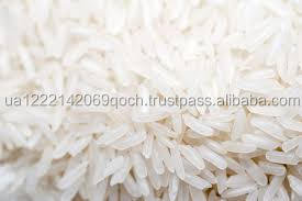 100% New Crop Extra Well Milled White Rice