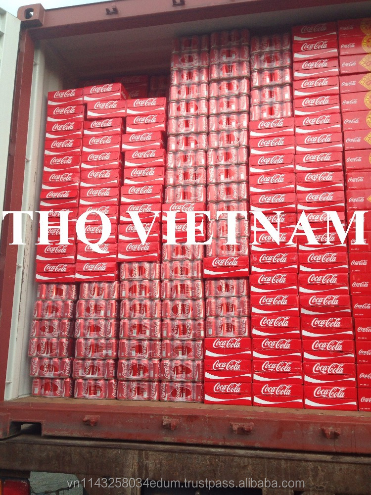02 [THQ VIETNAM] Coke Cola in 330ml cans