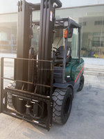 4 ton TCMC diesel forklift forklift heater From Japan