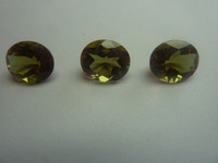 Round Shape Color Changing Alexite gemstone