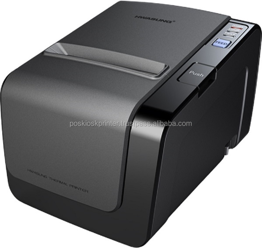 80mm Thermal POS PRINTER HP-283UBT USB AND Bluetooth (Bluetooth)INTERFACE RECEIPT PRINTER