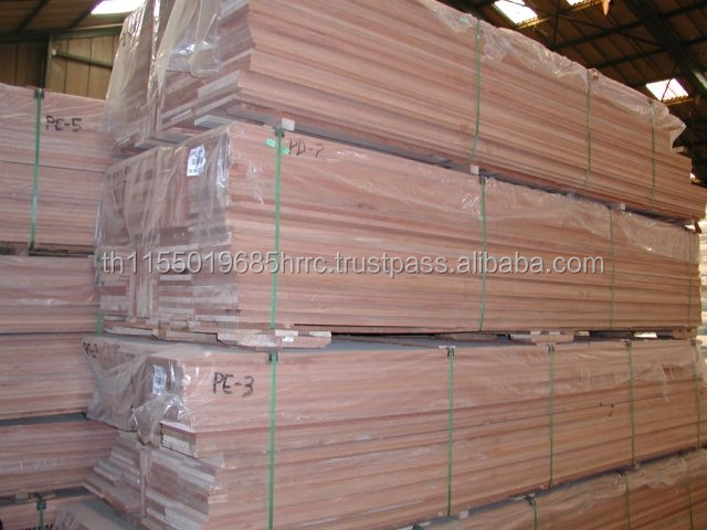 Red Meranti sawn timber ( Lumber)