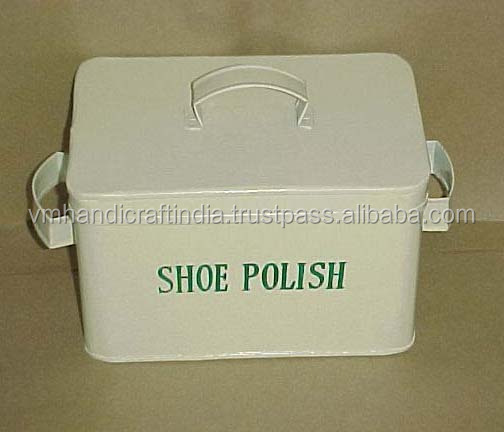 shoe polish boxes