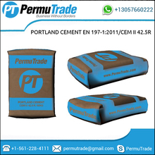 Portland Cement CEM I 32.5R with EN 197-1:2011 Standard